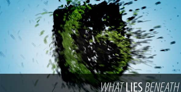 After Effects Project - VideoHive What Lies Beneath 1715962