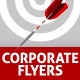 On Target Corporate Flyer - GraphicRiver Item for Sale