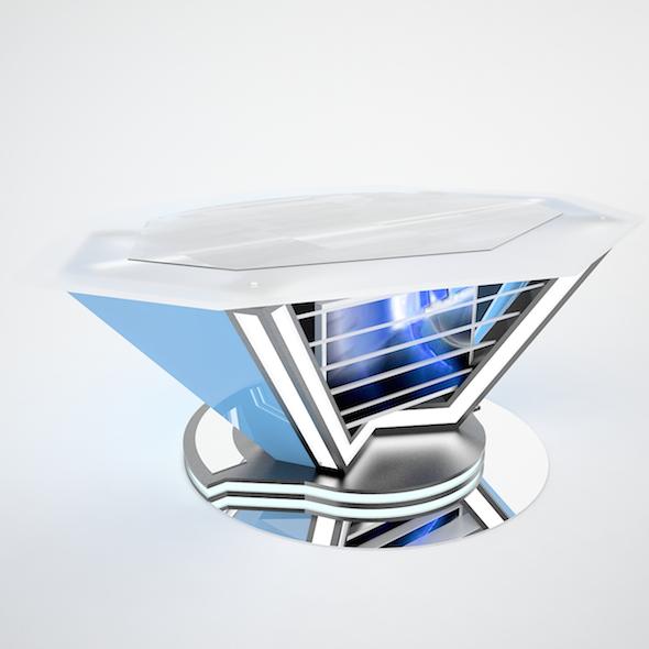 News Desk 10 - 3DOcean Item for Sale