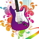 Abstract Illustration With Guitar - GraphicRiver Item for Sale