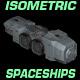 Isometric Spaceship Sprites