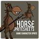 Game Asset : Horse