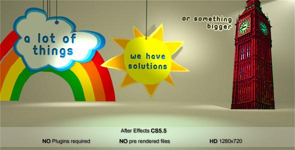 VideoHive My Studio 1710632