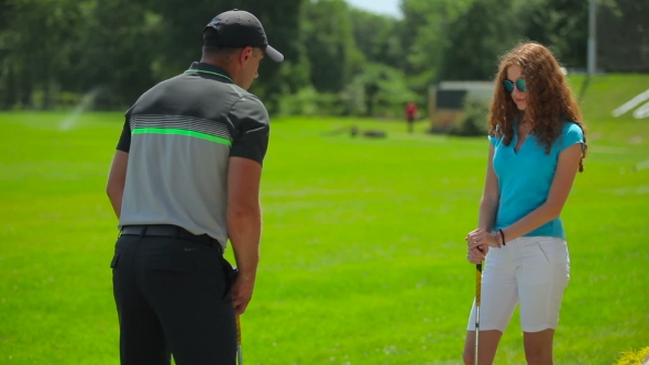 Download The Man Show The Woman Position In Golf nulled download