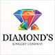 Diamond's Logo