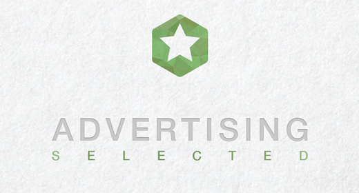 ADVERTISING SELECTED
