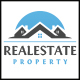 Modern Property Logo Template