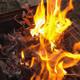 Barbecue Coal Fire 4