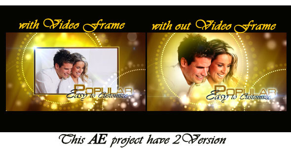 After Effects Project - VideoHive Our Celebrities 1724750