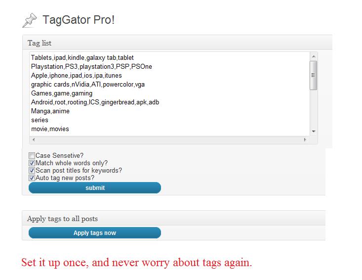 TagGator Pro