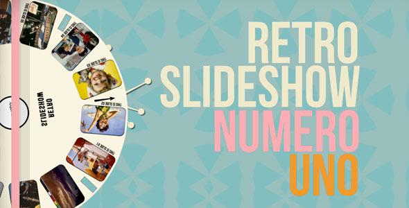VideoHive Retro Slideshow V1 1695482