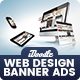 Web Design Banner Ads