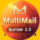 Multimail - Responsive Email Set + MailBuild Online