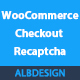 Woocommerce Checkout Recaptcha