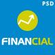 Financial III - Business & Financial PSD Template