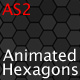 Animated Hexagons - ActiveDen Item for Sale