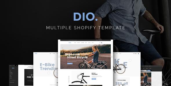 Ap Dio Shopify Theme (Technology)