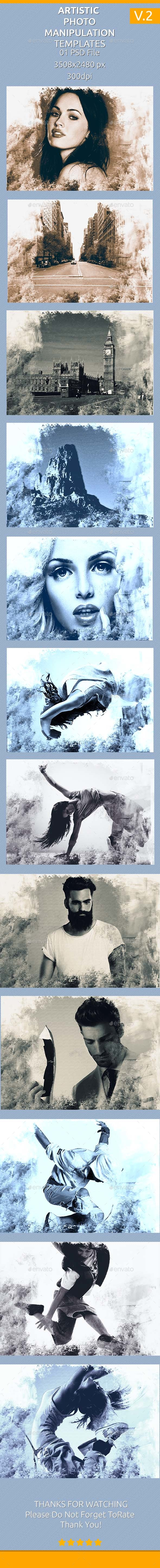 Artistic Photo Manipulation (Artistic)