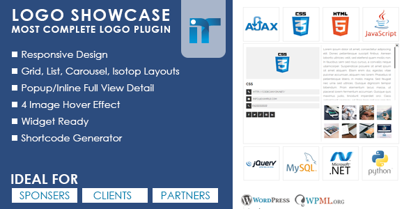 Logo Showcase for Wordpress