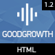 GoodGrowth - Finance & Accounting HTML Template