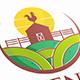 Chicken Farming Logo Template