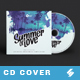 Summer Of Love - CD Cover Artwork Template