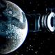 Space Glitch Logo