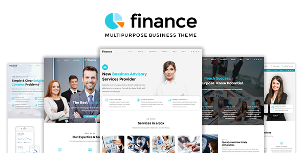 Download Finance - Accounting, Law & Finance Bussines nulled download
