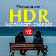 Photography HDR-(V.2) Lightroom presets