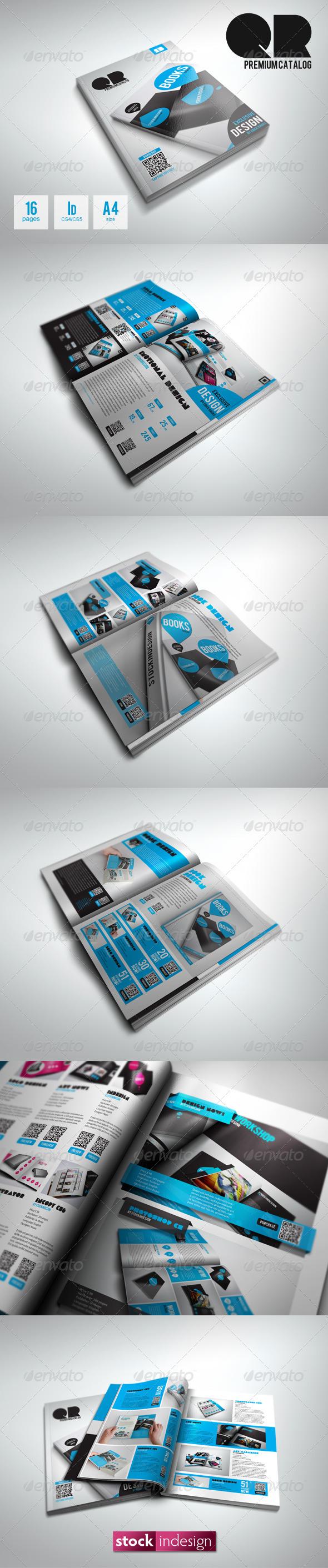 GraphicRiver QR Flexible Product Catalog Premium 1726792