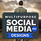 Multipurpose Social Media Package