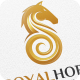 Royal Horse - Logo Template