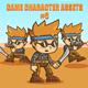 Game Asset : Cool Boy