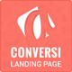 Conversi Professional Conversion Landing Page