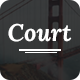 Court - Responsive Email Template + StampReady Builder