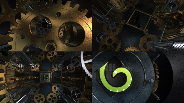 Download Machinery Logo nulled download