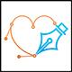 Vector Love Logo