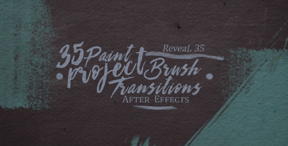 35 Paint Transitions Download