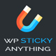 Wordpress Sticky Anything