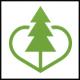 Tree Love Logo Template