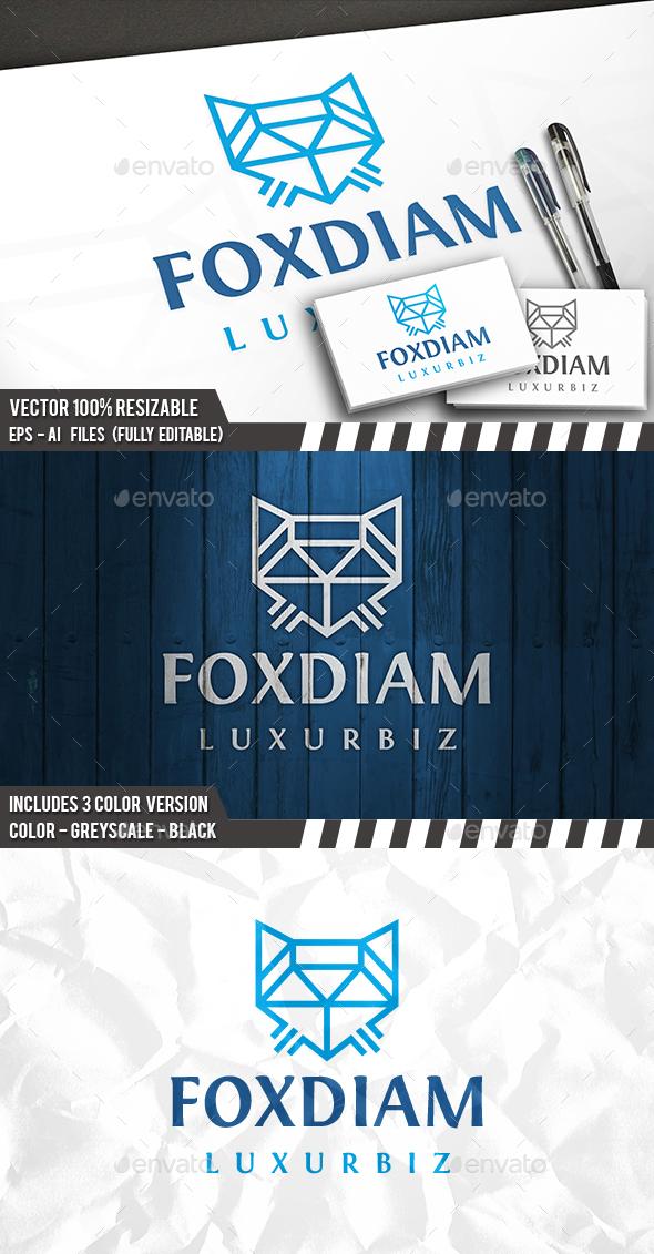 Fox Diamond Logo