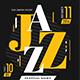 Jazz Night Fest Flyer