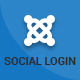 Multiple Social Login For Joomla