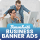 Business Banners HTML5 - GWD