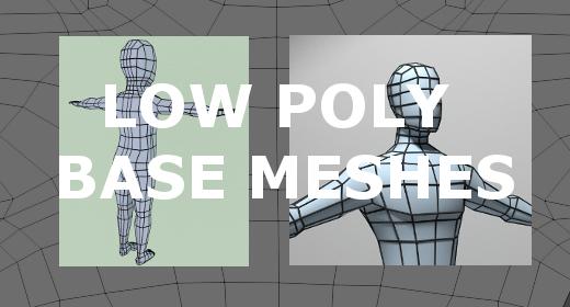 base meshes