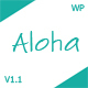 Aloha - A Responsive WordPress Blog Theme