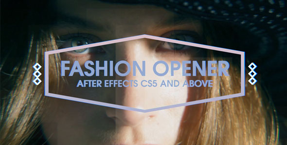 Fashion Opener - Promo Slideshow