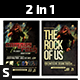 Campus Rock Flyer Vol. 2