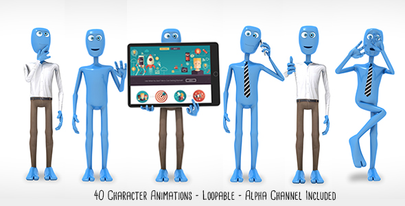 Download Funny Character - Animation Toolkit nulled download