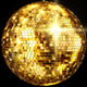 Disco Ball with Alpha Channel